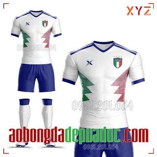 Tổng Hợp Áo Đá Bóng Đội Tuyển Ý 2020