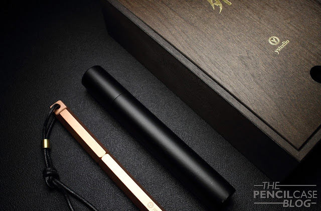 Ystudio Portable fountain pen review