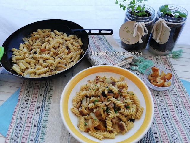 Pasta Con Sardinas De Lata E Hinojo A La Siciliana