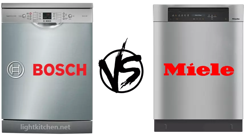 Bosch vs. Miele Dishwashers Reviews, Ratings and Prices