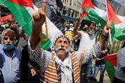 Hamas dan Israel Setuju Gencatan Senjata, Rakyat Gaza: Palestina Menang, Allahu Akbar