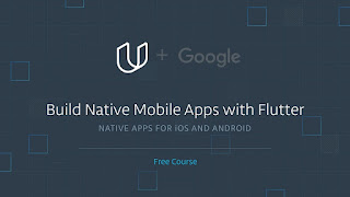 free course to learn Flutter for beginners