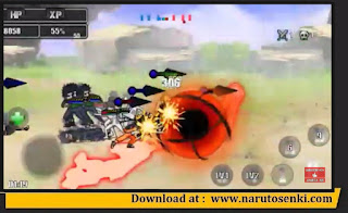 Download Naruto Senki the Last Shinobi War Mod by AmbiaNS
