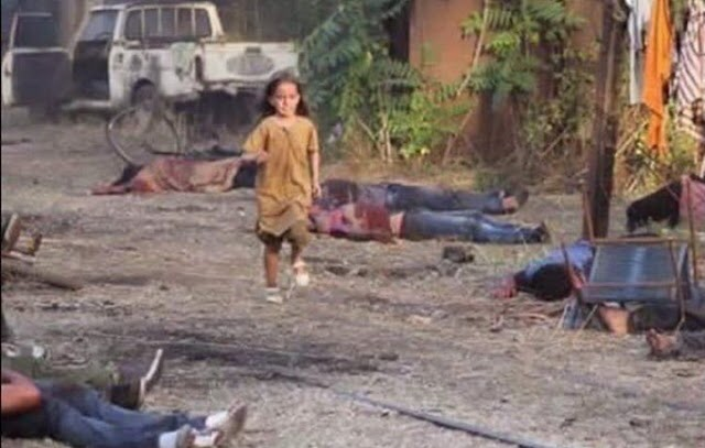 CRIME AGAINST HUMANITY AND MASSACRE IN ALEPPO