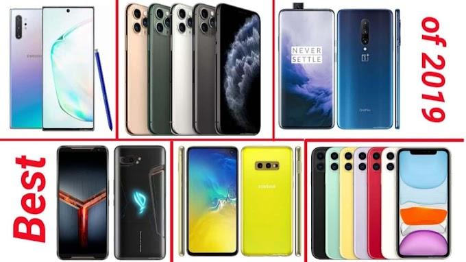 Top 10 best flagship smartphones of 2019