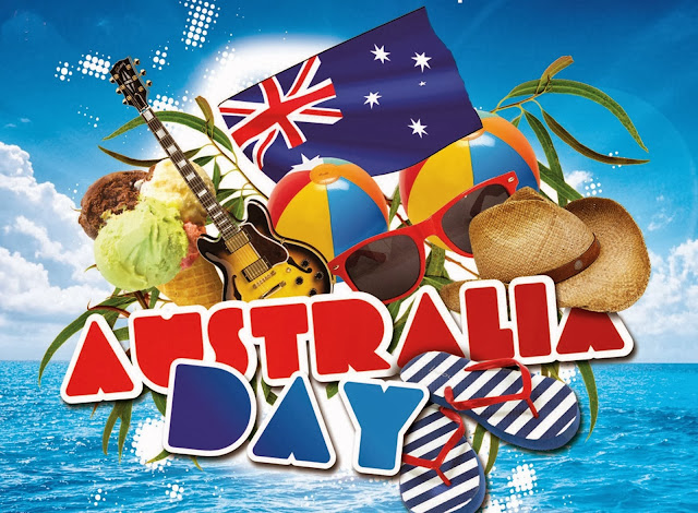 Happy Australian Day Animated GIF 2017 ||Australian day beautiful HD GIF Images