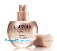 Logo Caudalie : vinci gratis il Siero Premier Cru