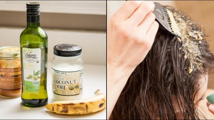Rambut Kekurangan Asupan Vitamin