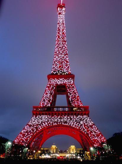 أحلي صور لبرج ايفل جميلة جدا