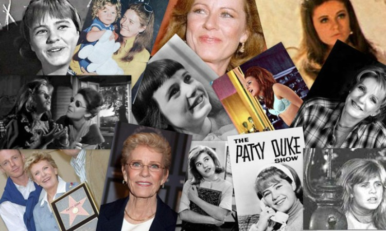 A Vintage Nerd, Remembering Patty Duke, 1960s Actresses, Patty Duke, Old Hollywood Blog, Classic Film Blog