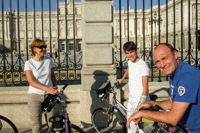 3 days in Madrid Spain: Bravo Bike Tour