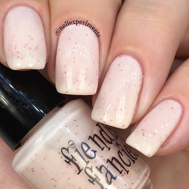 fiendish fancies polish patience buckner from the cabin fever collection