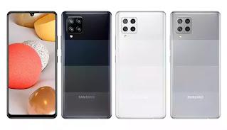 سامسونج تعلن رسميا عن إطلاق  (Galaxy A42 5G) أرخص هاتف يدعم شبكة الجيل الخامس 5G