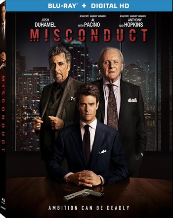 Misconduct 2016 Movie Dual Audio 1GB