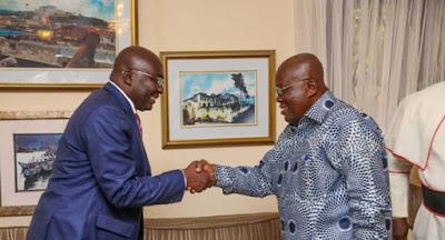 Mahamudu Bawumiah and Akufo-Addo