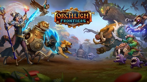 Torchlight Frontiers Review
