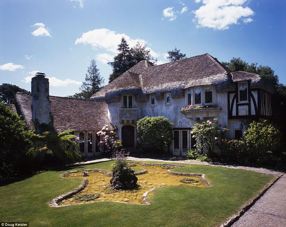 Fritz Henshaw house