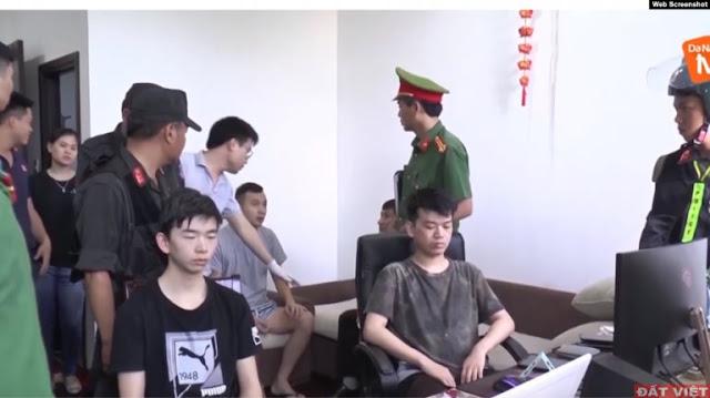 Tội phạm Trung Quốc trốn truy nã đang 'đổ về' Đà Nẵng.