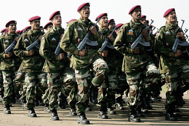 India deployed Special forces in ladakh