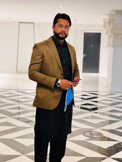 Faizan Munir Khan Sialkot, CEO and Chairman of Faimish Industires Sialkot