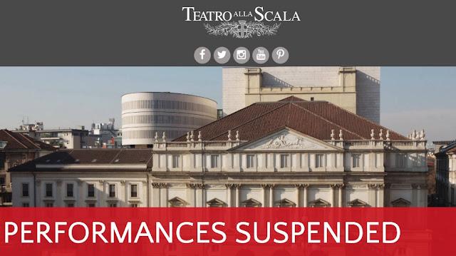 Web de La Scala de Milán