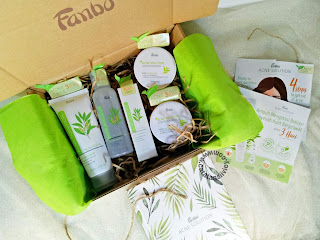 beautybox fanbo acne series