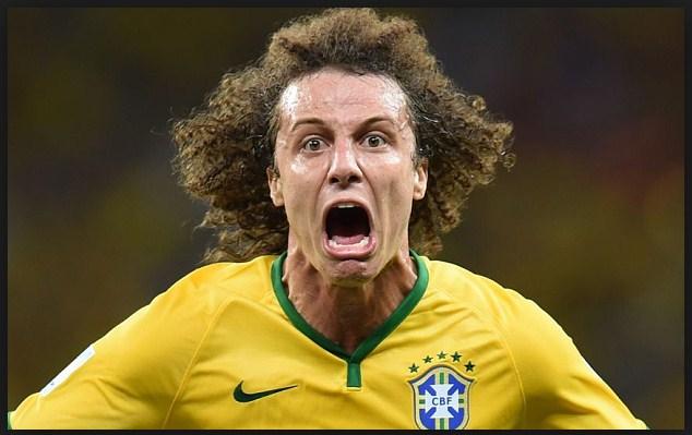 david luiz brasil