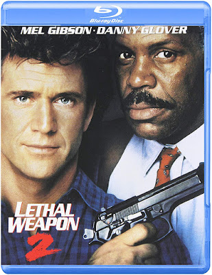 Lethal Weapon 2 1989 BD25 Latino