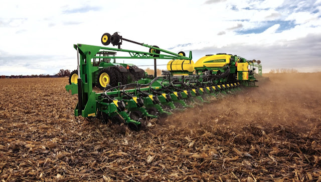 Agriculture Machinery According To the Farming Operation