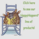 House-Mouse Designs® Happy Hoppers