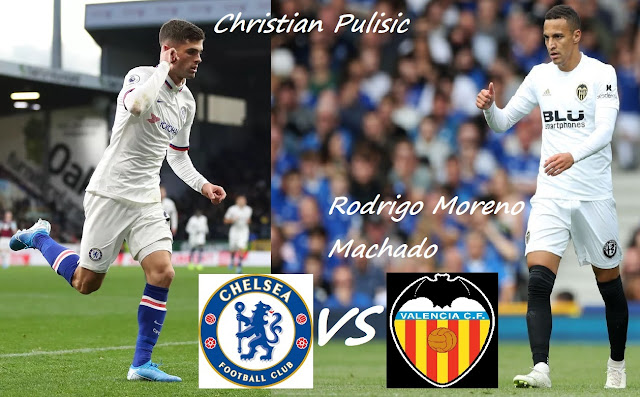 Jadwal Liga Champions 2019 Matchday 5 Live SCTV : Valencia vs Chelsea