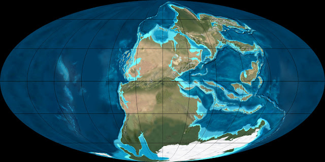 Continents were weak and prone to destruction in their infancy, study finds