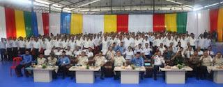 BPSDM Perhubungan  Berikan Diklat Pemberdayaan Masyarakat  di Kepulauan Meranti