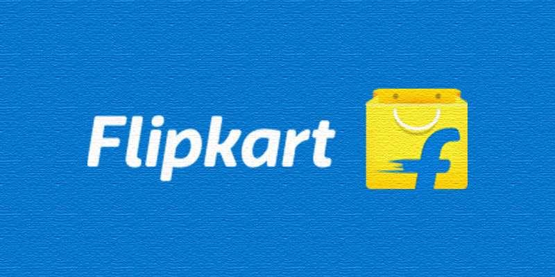 Flipkart ecommerce website logo, emblem