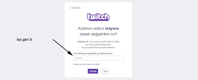 twitch id değiştirme - hesap adınızı değiştirin