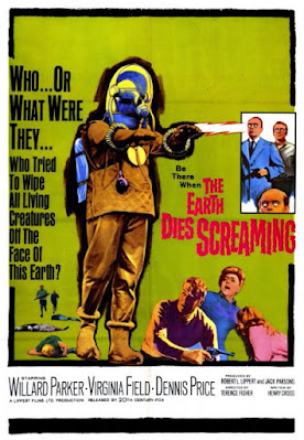 Poster - The Earth Dies Screaming, 1964