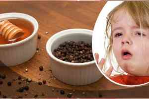 Home Remedies For Baby Cough | Kids Treatment