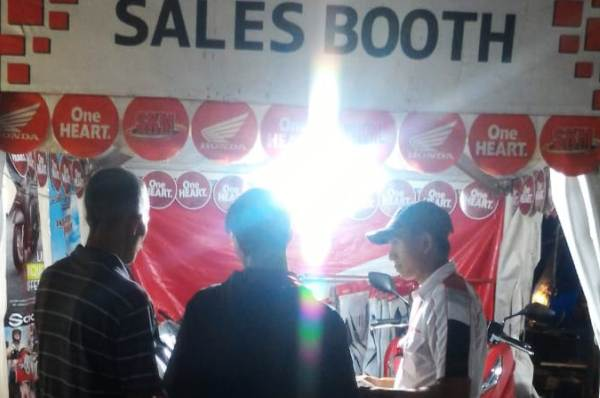 Kunjungi Stand Honda SKM di Liwa Fair, Dapatkan Hadiah dan Potongan Angsuran