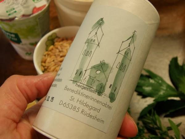 Quendel - hergestellt in der Benediktinerinnenabtei St. Hildegard