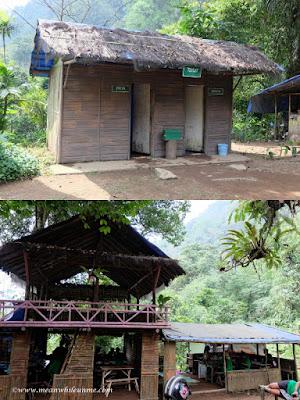 fasilitas wisata petungkriyono