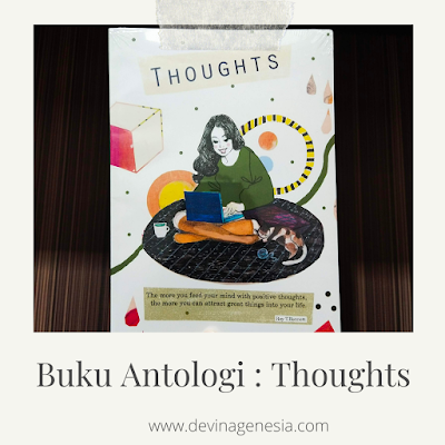 Buku Antologi Thoughts