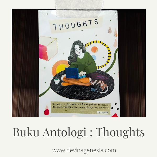Buku Antologi : Thoughts