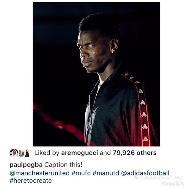 Paul Pogba becomes the first Manchester United player to react after Jose Mourinho was sacked