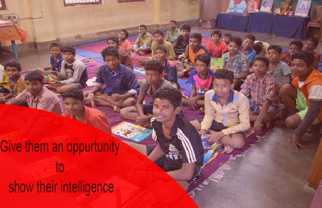 Educate less privileged childPort Blair