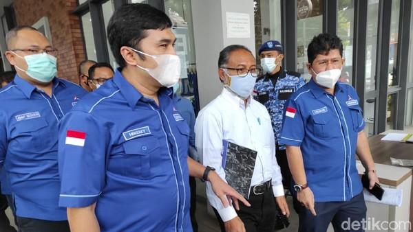 Gandeng Bambang Widjojanto, PD Gugat 10 Pihak terkait KLB Deli Serdang