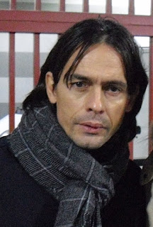 Inzaghi turned to coaching when he  retired as a player in 2012