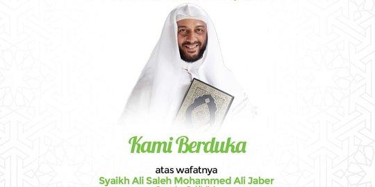 Innalillahi... Wa innailaihi Rajiun: Syekh Ali Jaber Wafat
