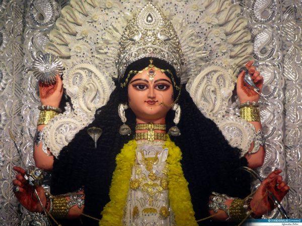 Jagaddhatri Puja