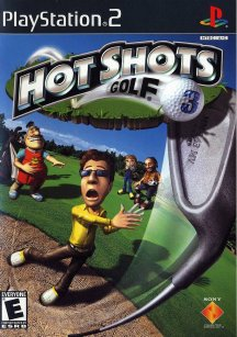 Hot Shots Golf 3 PS2 ISO