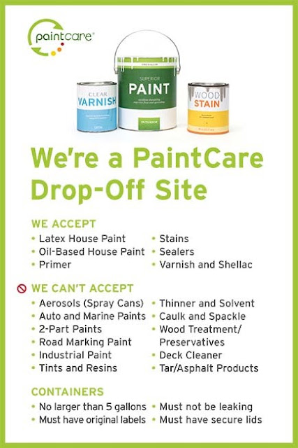 How To Recycle Old Paint With PaintCare In Oregon!